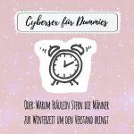 Cybersex für Dummies – oder warum Fräulein Stern die Männer zur Winterzeit um den Verstand bringt.